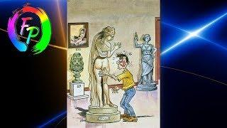 The Funniest Cartoon Photos Of All Time.