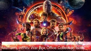AVENGERS: INFINITY WAR 4th Day Box Office Collection In India