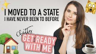 I moved to a state I have NEVER been to! (Huge life update) - Logical Harmony