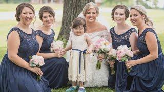 Bride Invites 3-Year-Old Bone Marrow Recipient to Be Her Flower Girl