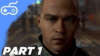 BUDOUCNOST ANDROIDŮ - Detroit: Become Human (Part 1)