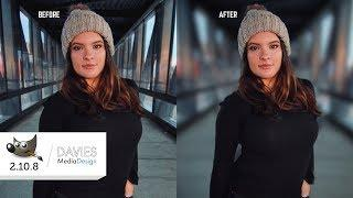 How to Blur Backgrounds in GIMP 2.10 - Shallow Depth of Field Effect