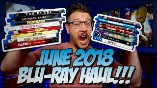 June 2018 Blu-Ray Haul!!!