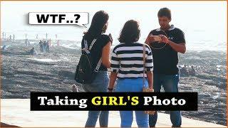 Taking Photos of Cute Girls in Public Prank Gone Wrong | Pranks in India | Pranks 2019