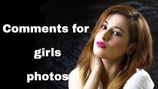 Comments for girls photo..