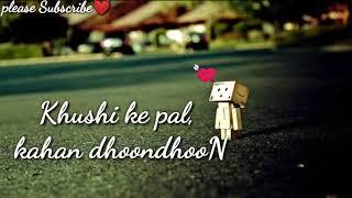 ????????Sad love status video|Feeling sad???????? whatsapp status|Sad status for boys and girls????