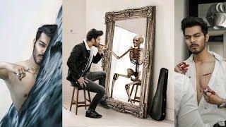 Vijay Mahar photo editing tutorial in PicsArt   Instagram viral editing like Vijay Mahar in picsart
