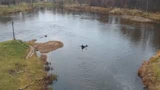 Mine DJI spark drone footage