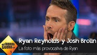 La espectacular foto del torso de Ryan Reynolds durante la grabación de 'Deadpool 2'