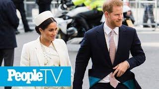 Is Harry & Meghan's Baby A Boy Or Girl? We Put Pregnancy Superstitions To The Test | PeopleTV