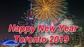 Happy New Year 2019 #Toronto #happynewyear2019
