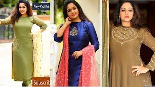 Kavya Madhavan Latest New Dress Beautiful Photo Collection