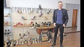 EXCLUSIV Ce planuri are Mihai Albu cu afacerea cu pantofi. Fosta soţie va fi şocată