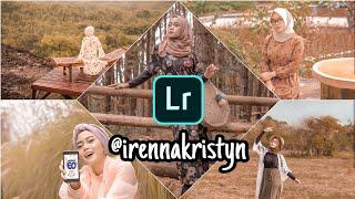 Edit Foto ala Selebgram @irennakristyn Lightroom Mobile | FEED INSTAGRAM KEKINIAN