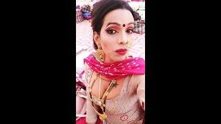 Beautiful Indian Trans Women | Boy into girl