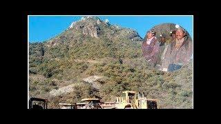 Drama en Chihuahua: mina se derrumba sobre dos trabajadores (FOTO)