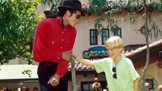 Michael Jackson & Macaulay Culkin - Photo collection (Part 5)