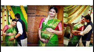 Singer Krishna chaitanya and Anchor Mrudula Blessed With a baby boy congrats baby shore pics
