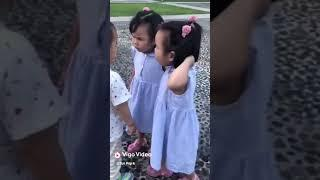 Vigo video musically Cute boy & girl funny video for kiss musically