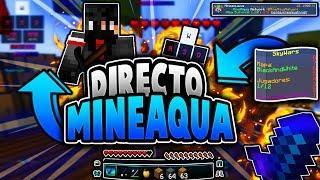 ???? Directo Minecraft NOPREMIUM MineAqua ¡VIP GRATIS!