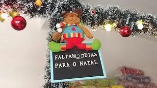 Decoração Do Comércio Para O Natal
