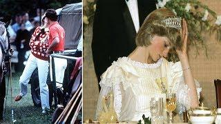 Diana's private photo collection seen for the first time