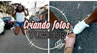 Criando fotos Tumblr|JaJa Power Girl