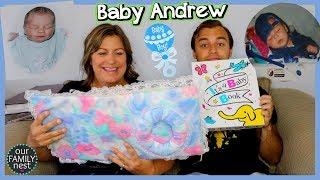 IT'S A BOY! BIRTH STORY, PHOTOS & MORE! | LOOKING BACK EP #1