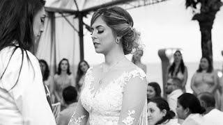 Casamento na praia - Letícia & Karoline